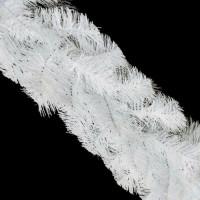 Гирлянда елочная белая NewYEAR 925086