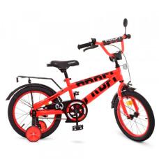 Детский двухколесный велосипед Profi T16171 Red