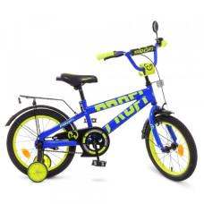 Детский двухколесный велосипед Profi T16175 Flash (blue)