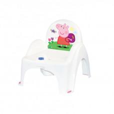 Горшок-кресло Tega Peppa Pig PP-010 white/pink